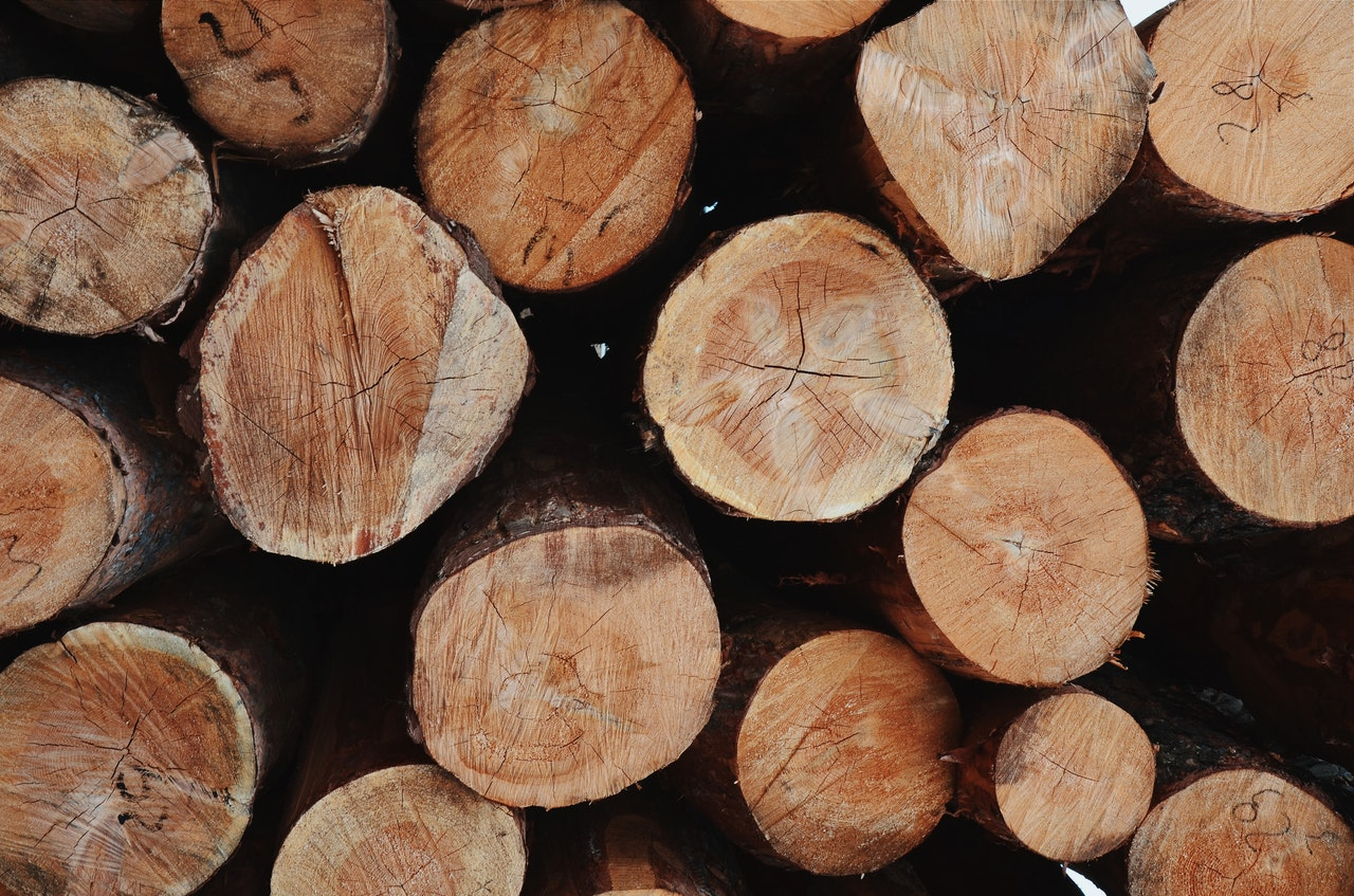 Almacén de madera en Madrid Norte